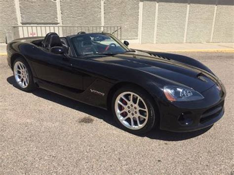dodge viper 2004 2004 dodge viper for sale carsforsale