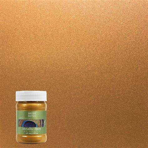 home depot paint colors gold modern masters 6 oz tequila gold metallic interior