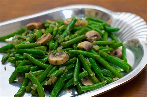 delicious and flavorful green beans recipe