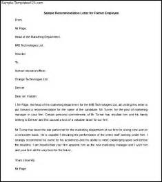 cover letter to former employer cover letter to former employer