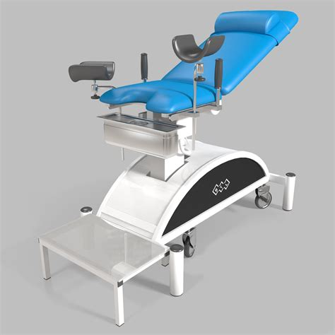 Gynecologist Chair by Gynecology Chair 3d Model