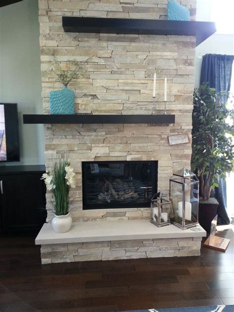 stone around fireplace stains fireplaces and wraps on pinterest