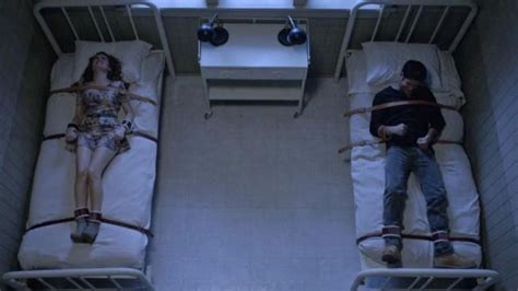 teen tied to bed lydia and scott are tied up tv fanatic