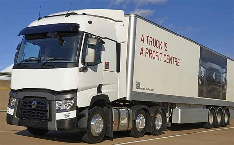renault trucks 2014 renault brings new euro 6 trucks to cv show www