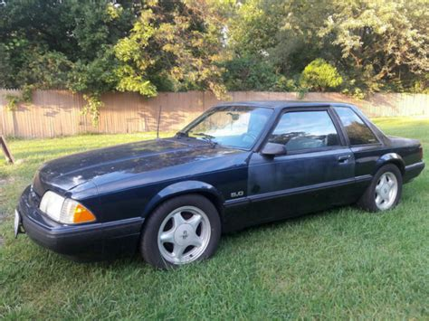 1990 5 0 mustang parts 1990 ford mustang lx 5 0 notchback 5 speed all