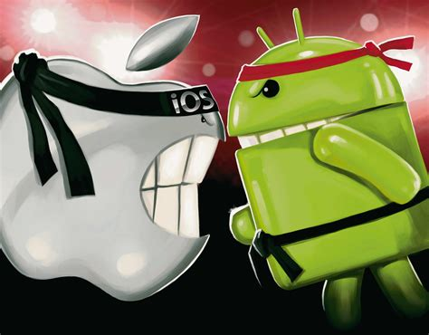 official apple phones    android