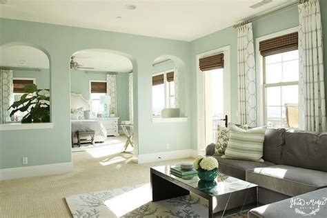 palladian blue master bedroom interiors  color