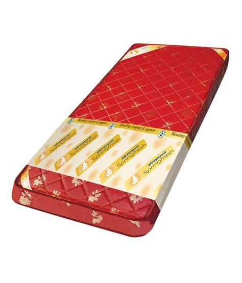 Mattress Sleepwell Price by Sleepwell Tranquil Mattress Buy Sleepwell Tranquil