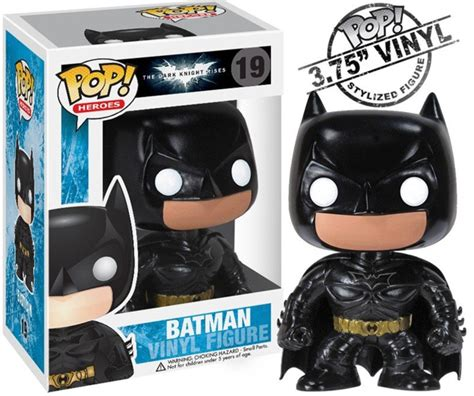 1 figurine bobble offerte figurine pop batman rises 10cm figurines et