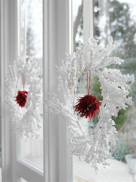 Leuchtende Fensterdekoration Weihnachten by Kreative Ideen F 252 R Eine Festliche Fensterdeko Zu Weihnachten