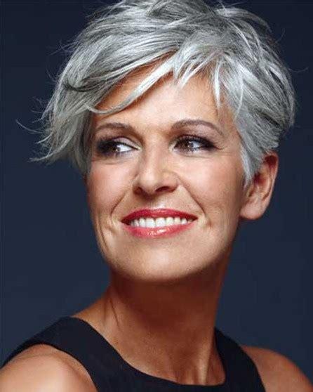 short pixie hairstyles for older women curly gray hair lowlights ideas dark brown hairs