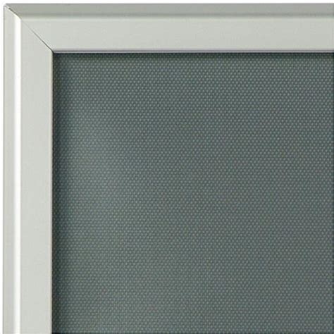 48 X 60 Poster Frame by Poster Snap Frame With Silver Finish Holds 40 X 60 Images