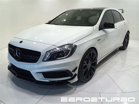 Auto Tuning Frauen by Brabus A45 Amg In South Africa