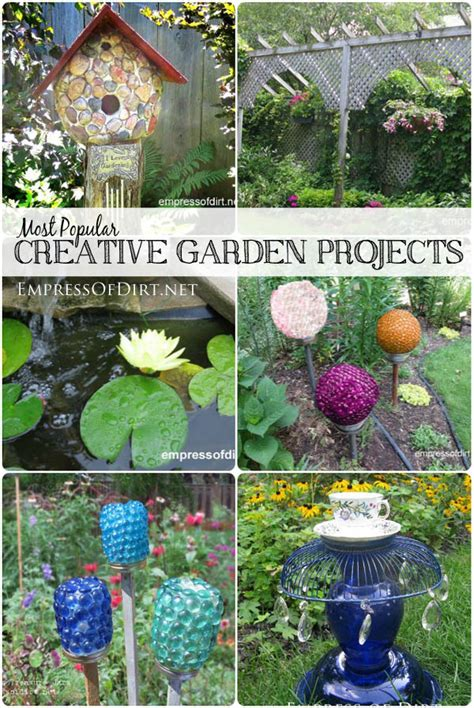 17 Best Images About Diy Crafts On Outdoor - top 10 diy projects for the home garden empress of dirt