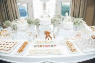 a chi chi affair white baby shower