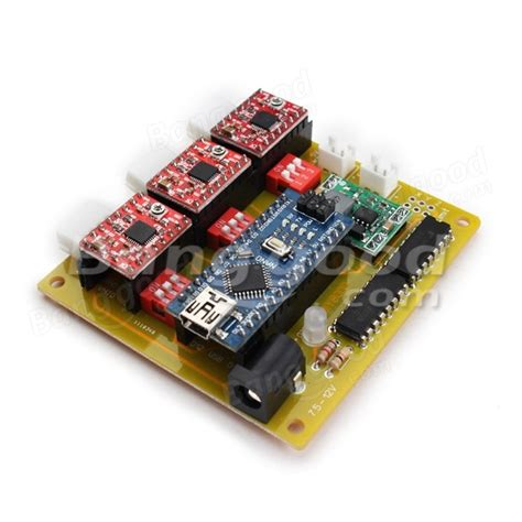 stepper motor with pc stepper motor driver pc linux 2016