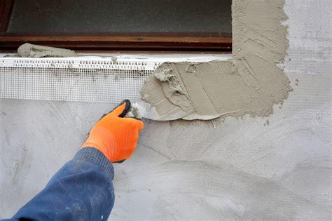 fenster einputzen 187 darauf sollten sie achten - Fenster Isolieren