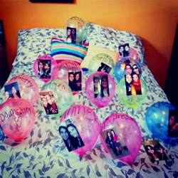 birthday present for bestfriend balloons with pictures