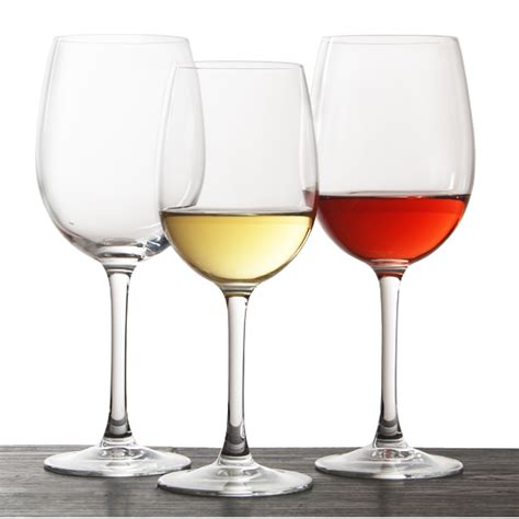 Bulk Barware by 580ml Stemware Wine Glasses Wholesale