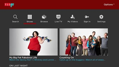 Home Design Shows On Tlc by Discovery Family Of Networks Now On The Roku