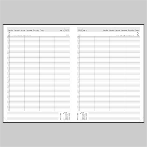 2016 printable diary pages 2016 printable one page per day diary a4 calendar