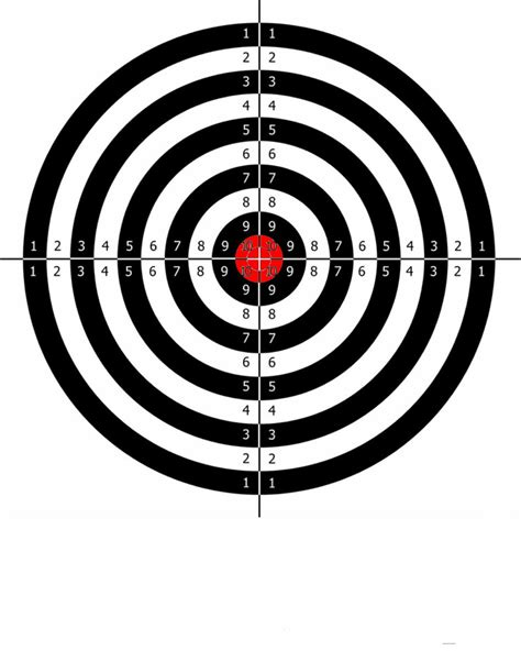 printable handgun targets 8 5x 11 the gallery for gt full size printable targets