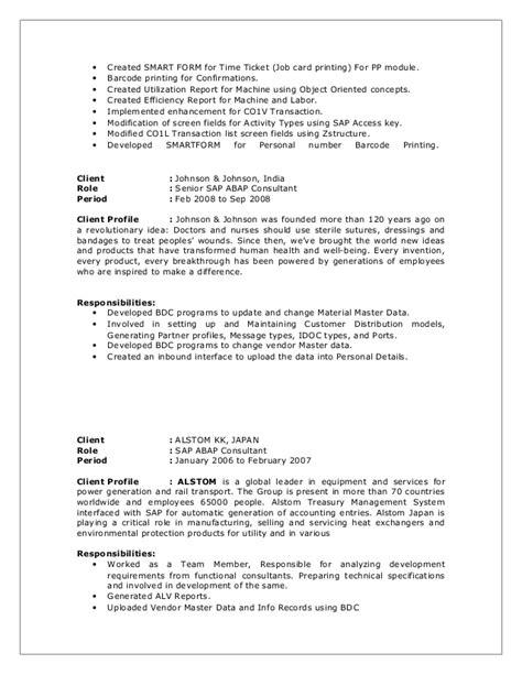 japanese sap project manager resume writingfixya web fc2
