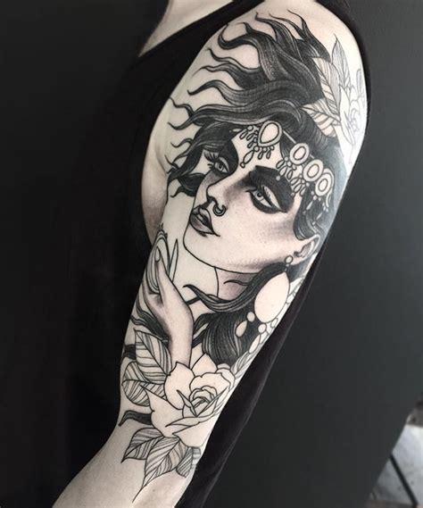 flower tattoo hipster 686 best hipster tattoos images on pinterest hipster