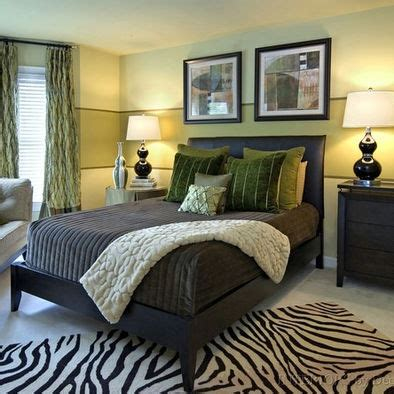 green and brown master bedroom decorating ideas home green and brown bedroom ideas design pictures remodel