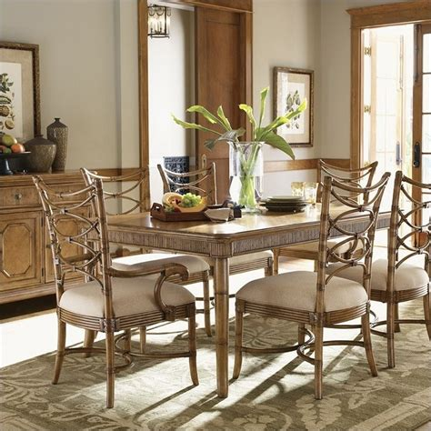 bahama home house boca grande dining table in