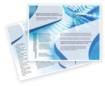 office brochure templates office building brochure template design and layout