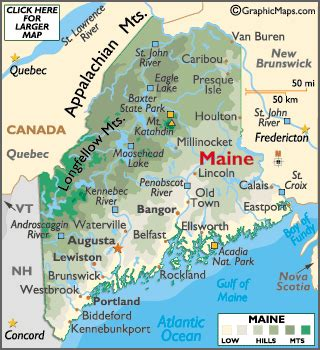 famous people from maine, famous natives sons worldatlas.com