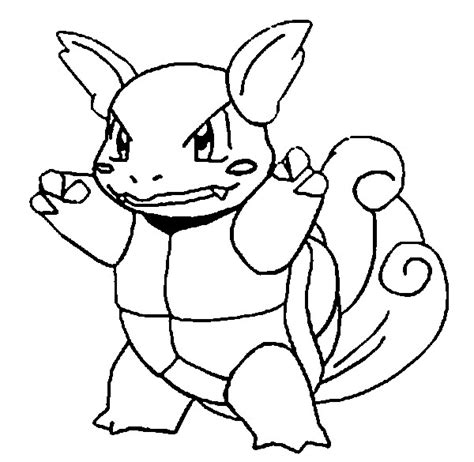 pokemon coloring pages wartortle coloring pages pokemon wartortle drawings pokemon
