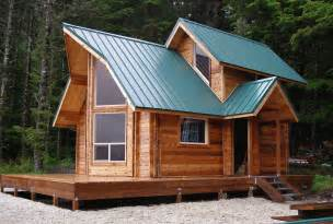 Pan abode offers two levels of cabin kits packages that meet all