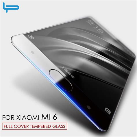 Promo Tempered Glass Xiaomi All Type aliexpress buy lephee xiaomi mi6 glass xiaomi mi 6 tempered glass 2 5d coverage