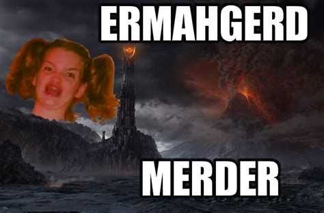 Know Your Meme Com - merder ermahgerd know your meme