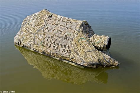 floating blind wildlife photography float blind wildlife photography
