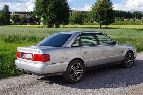 how cars run 1995 audi s6 security system audi s6 c4 4 2 v8 213kw auto24 ee