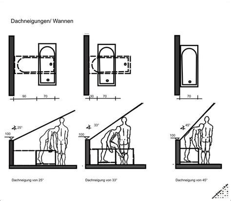 badezimmer behälter wannen ideen 220 ber 1 000 ideen zu bad mit dachschr 228 ge auf