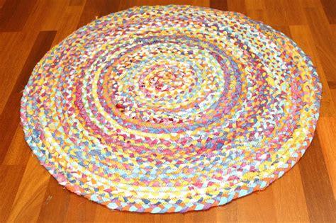 teppich rund 120 rund teppich 120 cm san francisco pastell