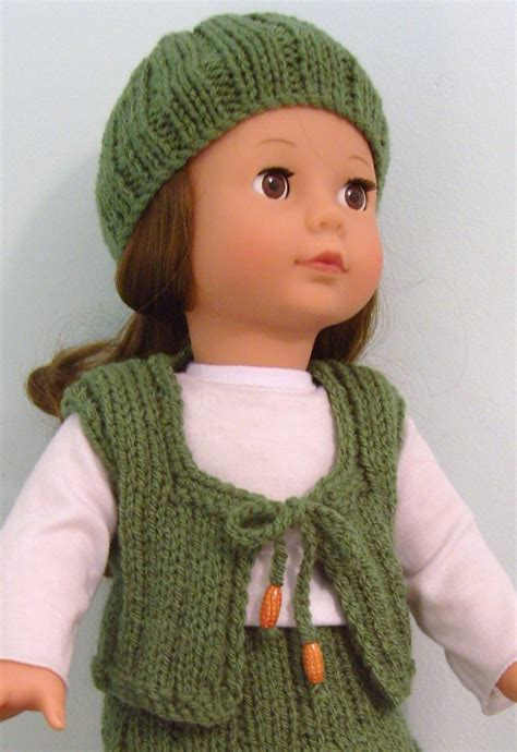free knitting patterns for dolls hats 74 best images about doll clothes knit crochet on