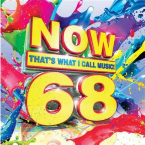various artists now thats' what i call music ! 68 (cd