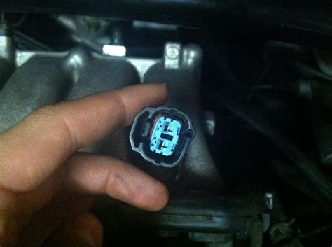 3768 Iat Intake Air Temperature Honda Crv 20 K20 help engine harness connector identification