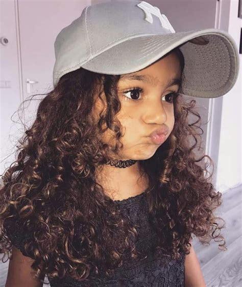 tierrabethh hair curly baby