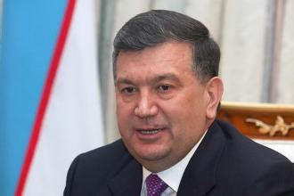 uzbek parliament appoints pm mirziyoyev as interim president uzbek parliament appoints pm mirziyoyev as interim