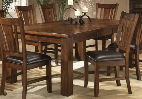 Oak Dining Room Table Sets Oak Dining Room Table And Chairs 11435