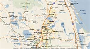 Map Of Lake Mary Florida map of lake mary