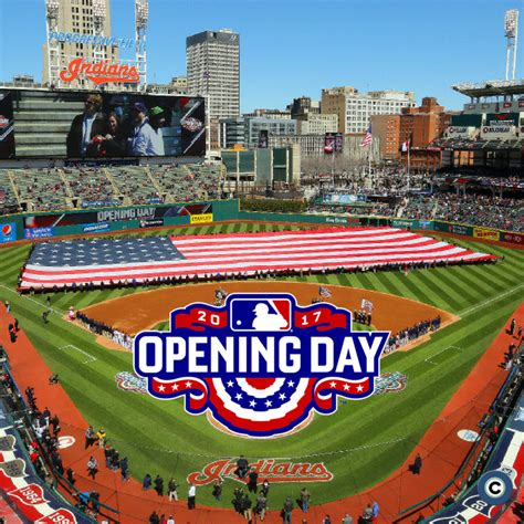celebrate the indians home opener with headers and
