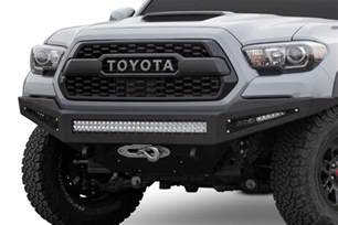Toyota Aftermarket Toyota Tacoma Aftermarket Front Bumper Addoffroad