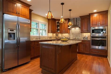 types of countertops for kitchens types of countertops kitchen traditional with clerestory